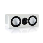 Monitor Audio Silver Centre High Gloss White