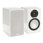Monitor Audio Silver 1 High Gloss White