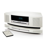 Bose Wave SoundTouch Music System Platinum White