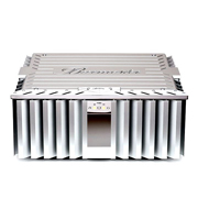 Burmester 911 MK3 Power Amplifier Silver-Chrom