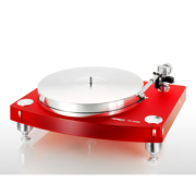 Thorens TD 2035 BC Red Acrylic