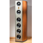 Burmester BA71 Dark Walnut High Gloss