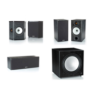 Monitor Audio BX2, BX Centre, BXFX, BXW-10 Black