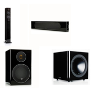 Monitor Audio Radius 270, Radius One, Radius 90, Radius 390 High Gloss Black