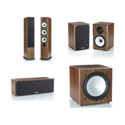 Monitor Audio BX6, BX Centre, BX1, BXW-10 Walnut