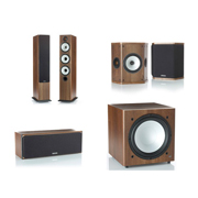 Monitor Audio BX6, BX Centre, BXFX, BXW-10 Walnut