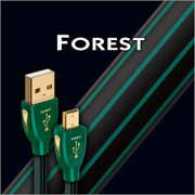 AudioQuest Forest 0,75m, USB