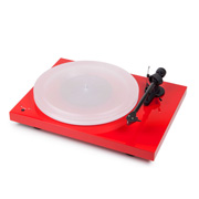 Pro-Ject Debut Carbon Esprit SB DC (2M Red) Red Gloss