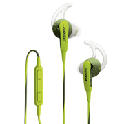 Bose SoundSport In-ear Energy Green для Apple