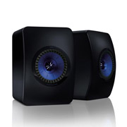 KEF LS50 Frosted Black