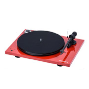 Pro-Ject Essential III RecordMaster Red Gloss