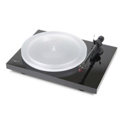 Pro-Ject Debut Carbon RecordMaster HiRes (2M Red) Piano Black