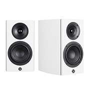 System Audio SA Legend 5 Silverback + Stereo Hub, White Satin