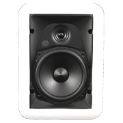 Acoustic Energy Aego in Wall 145 Ci White