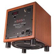 MJ Acoustics Reference 100 MkII Black