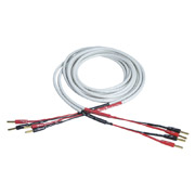 Black Rhodium Tango White (2,5m)  Bi Wire