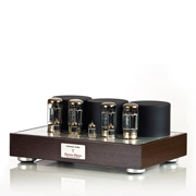 Trafomatic Audio Experience Elegance black/gold finish